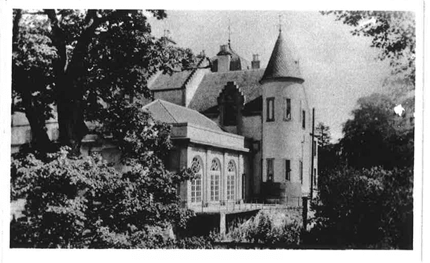 Historic image of Barony Castle