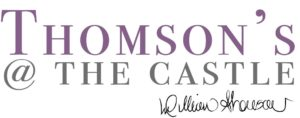Thomson's at the Castle logo