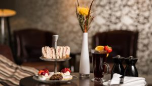 Afternoon Tea at Barony Castle