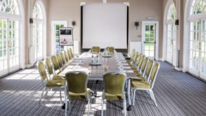 Conference room at Barony Castle
