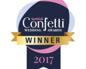 Confetti Wedding Awards Winner 2017