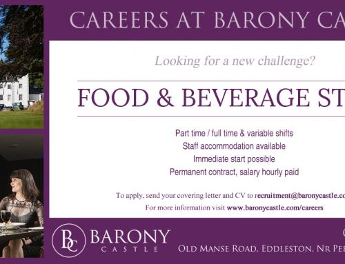 Food & Beverage Team Members / Banqueting Team Members