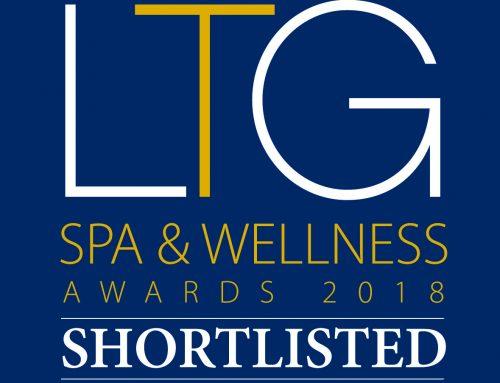 Barony Castle shortlisted for the LTG 2018 Spa & Wellness Awards