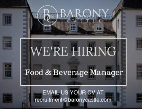 Food & Beverage Manager