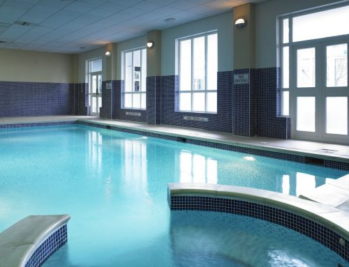 Essential maintenance of pool facilities during August & September